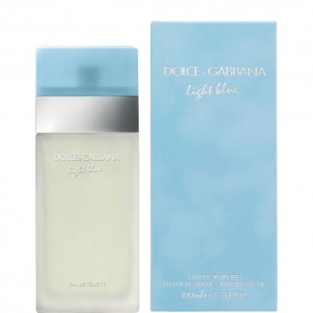 D&G light Blue (100ml)